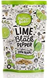 Human Bean Co Lime and Black Pepper Faba Beans 150 g