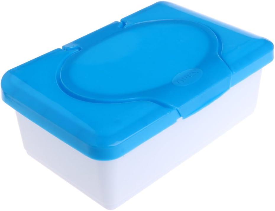 Rtengtunn Caja de Almacenamiento de toallitas, Caja de Papel de ...