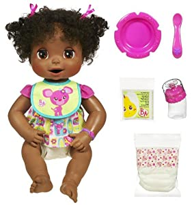 Amazon.com: Baby Alive African American Doll: Toys & Games