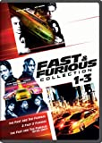 Fast & Furious Collection: 1-3