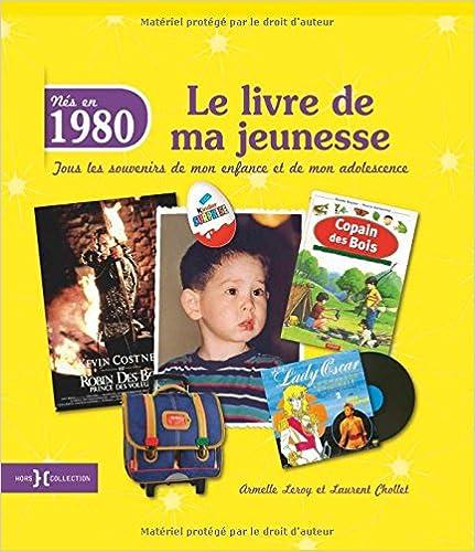 Télécharger en ligne 1980, Le Livre de ma jeunesse epub, pdf