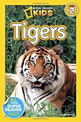 Tigers: 0 (National Geographic Readers)