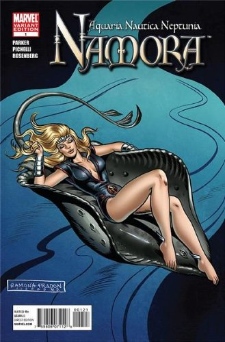 Namora #1 Ramona Fradon Variant Edition PDF