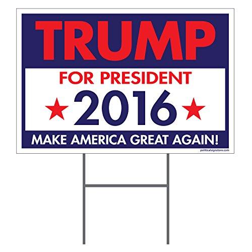 (Imagine This Donald Trump for President 2016 Yard)