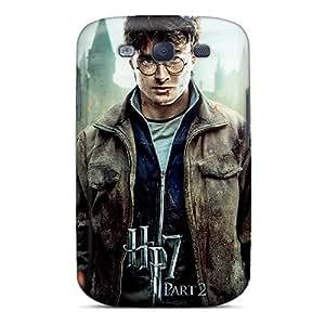 SandraTrinidad FKyGSoA21908FPzbh Protective Case For Galaxy S3(harry Potter And The Deathly Hallows Part 2)