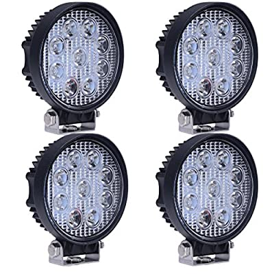 27W 18W 96W 48W Work lightSUV Off road Boat Headlight Flood Driving Fog Light