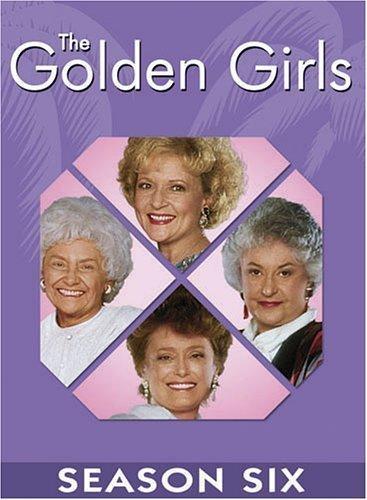 golden girls season 6 - 7