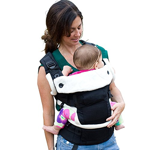 [Blooming Baby Carrier - Baby carrier new born infant toddler, Baby carrier seated, Baby carrier body support, Baby carrier trula tula, Soft Baby carrier cross back shoulder, Baby products] (Tiana Costume For Infant)
