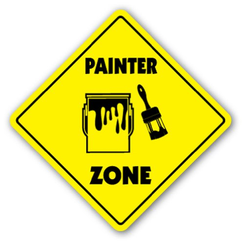 painter-zone-sign-xing-gift-novelty-brush-mineral-spirits-supplies-drop-cloth