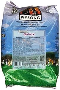Wysong Optimal Geriatrx Senior Feline Formula Cat Food- 5 Pound Bag