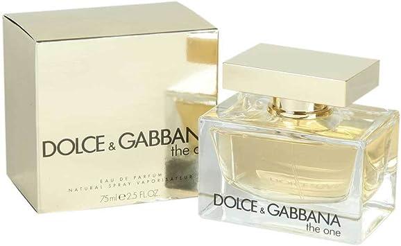 Dolce&Gabbana Parfum pour femme, eau de parfum The One, 75 ml
