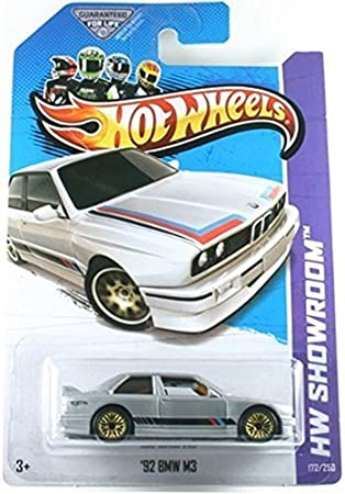 2013 hot wheels 92 bmw m3 172250 rare - Rare Hot Wheels Cars 2013