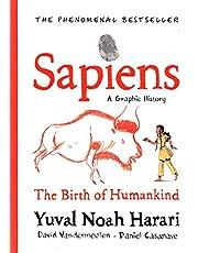 Sapiens Graphic Novel: Volume 1