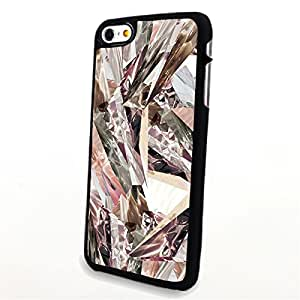Generic Phone Accessories Matte Hard Plastic Phone Cases Colorful Print fit for Iphone 6