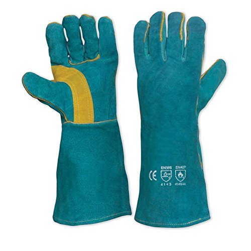 Forge Welding Gloves Lined Leather product image