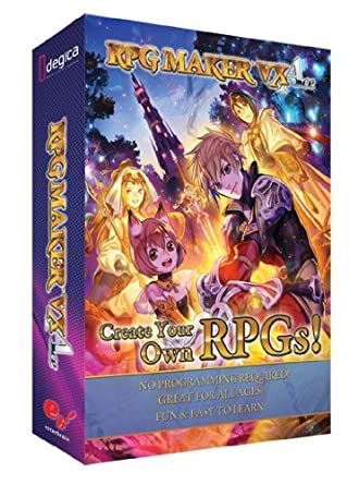 Rpg Maker Vx Ace Amazonde Software