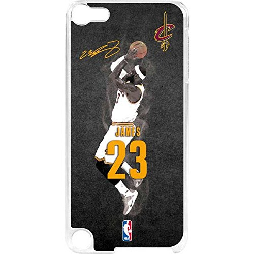 Skinit NBA Cleveland Cavaliers iPod Touch 6th Gen LeNu Case - Lebron James Greatest Design - Premium Vinyl Decal Phone Cover by Skinit