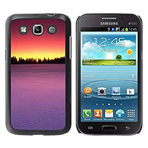 """For Samsung Galaxy Win I8550 , S-type Sunset Beautiful Nature 75"""" - Arte & diseño plástico duro Fundas Cover Cubre Hard Case Cover"""