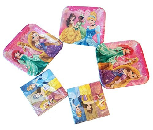 Disney Princess Party Pack. 24 Disney Princess Party