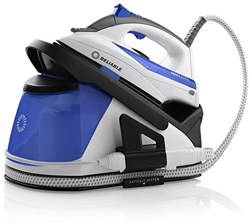 Reliable Senza 200DS 2-in-1 Home Steam Ironing System with Detachable Iron by Reliable