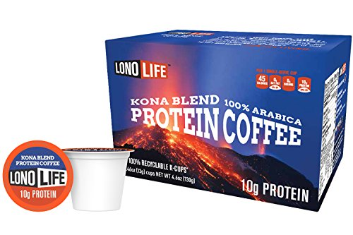 Kona Grade Protein Coffee 10g Protein per Serving - 10 Count (10 Count)