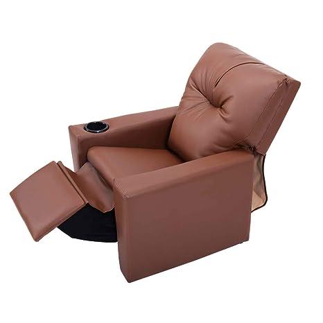 Amazon.com: Silla reclinable para niños con soporte para ...