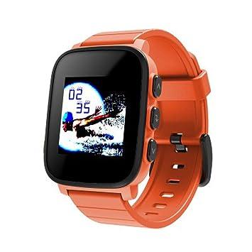 XYQS Bluetooth Reloj Inteligente Pantalla táctil Pulsera ...