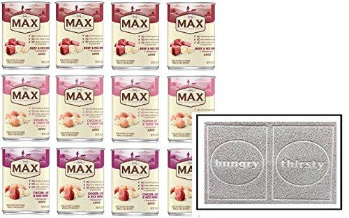 NUTRO MAX Wet Dog Food Variety Bundles (Grey Mat (Max Chicken)