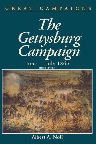 Gettysburg Campaign June-july 1863 (Great Campaigns)