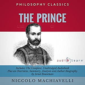 The Prince by Niccolo Machiavelli Audiobook