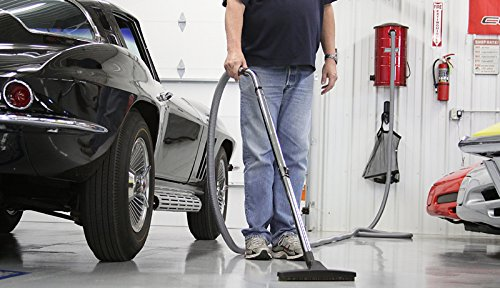 VacuMaid GV50RPRO Professional Wall Mounted Garage and Car Vacuum with 50 ft. Hose and Tools by VacuMaid (Image #7)