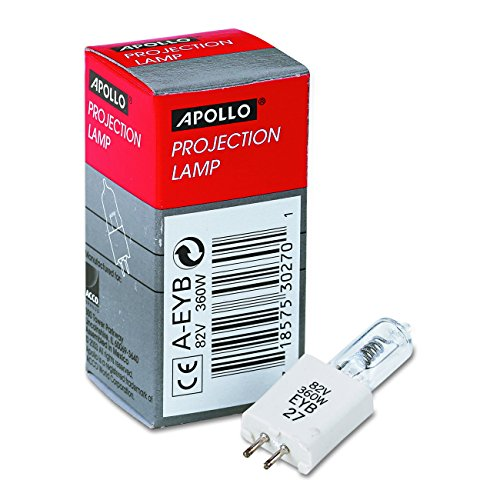 APOAEYB - Apollo Replacement Bulb for Bell amp;amp; Howell/Eiki/Apollo/Da-lite/Buhl/Dukane Products (Eiki Overhead Projector)
