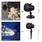 Led Projector Light,SGODDE 16 Slides Projection
