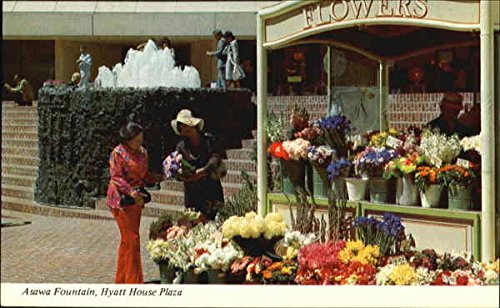 (Bronze Bas-Relief Fountain San Francisco, California Original Vintage)
