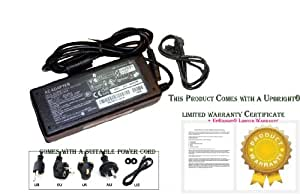 UpBright® NEW AC Adapter For Panasonic TC-17LA1 TCL22LT1 LCD TV Power Supply Cord Charger PSU