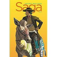 Saga - Tome 8 (French Edition)