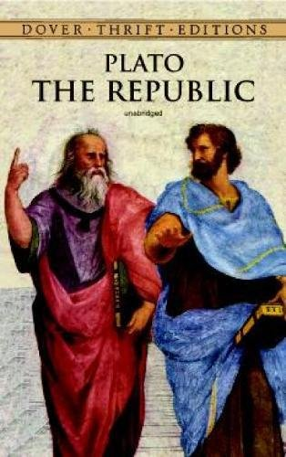 The Republic  Dover Thrift Editions