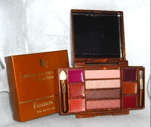 Fashion Fair Multi-Level Eye Shadow & Lipstick Lipgloss 10 Collection 1
