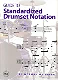 img - for PAS GUIDE TO DRUMSET NOTATION by Norman Weinberg (2002-03-01) book / textbook / text book