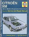 Citroen XM Service and Repair Manual (Haynes Service and Repair Manuals) by Steve Rendle (1998-04-06)