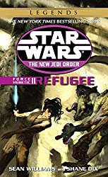 Refugee: Star Wars Legends (The New Jedi Order: Force Heretic, Book II) (Star Wars: The New Jedi Order 16)