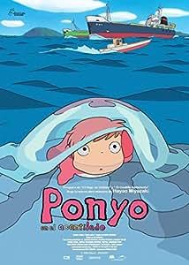 Ponyo en el acantilado [Blu-ray]