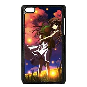 Clannad iPod Touch 4 Case Black 05Go-251318