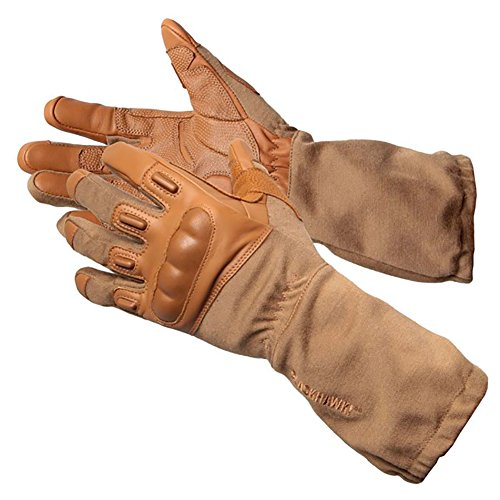 Price comparison product image Blackhawk Men's Fury HD Gloves with Kevlar (Coyote Tan,  Medium)