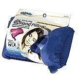 Best Travel Pillows - Cloudz On Hand Microbead Pillow - Navy Review