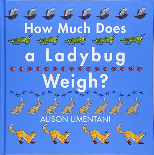 How Much Does a Ladybug Weigh? (Wild Facts & Amazing - West Wild Math