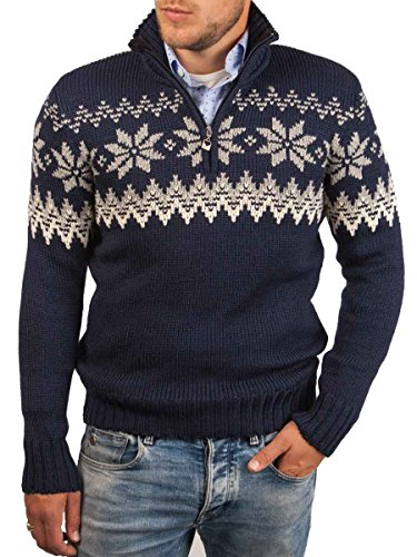 Dale of Norway ® Myking Pullover, Dunkelblau