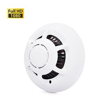 Buy Wifi UFO Hidden Camera Wireless Spy Cameras Smoke