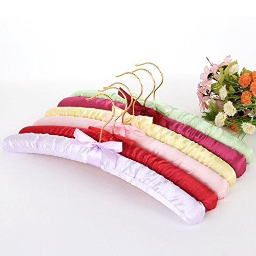 sponge cloth hanger/Creative costume shop racks/Non-slip clothes support/ hanger-A (Dance Racks Costumes)