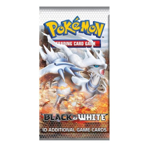 Pokemon Card Game Black White BW Series 1 Booster Pack [Toy]